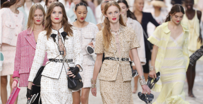 Top 10 CHANEL Dresses ???? - 2020 Best of Chanel Dresses - French ...
